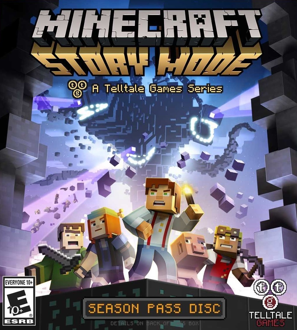 Minecraft Story Mode Z3gaming