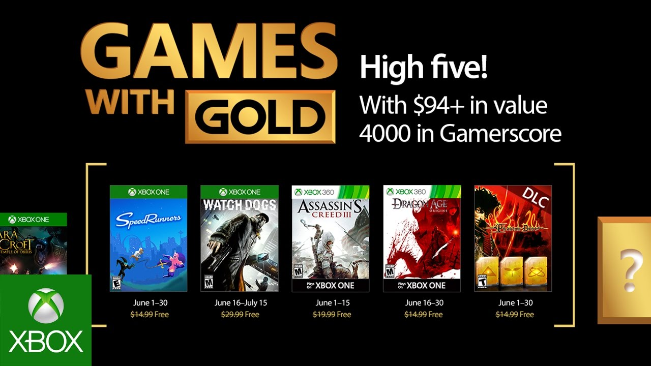June 2017 Games with Gold – Z3Gaming